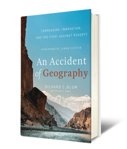 An Accident of Geography, Richard Blum